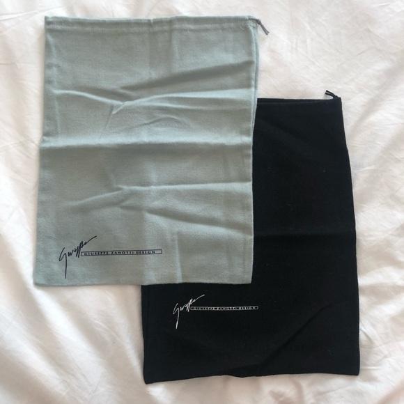 Giuseppe Zanotti Handbags - Authentic Giuseppe Zanotti Dust Bags (Set of 2)